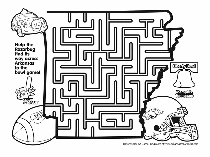 tennessee vols coloring pages - photo#21