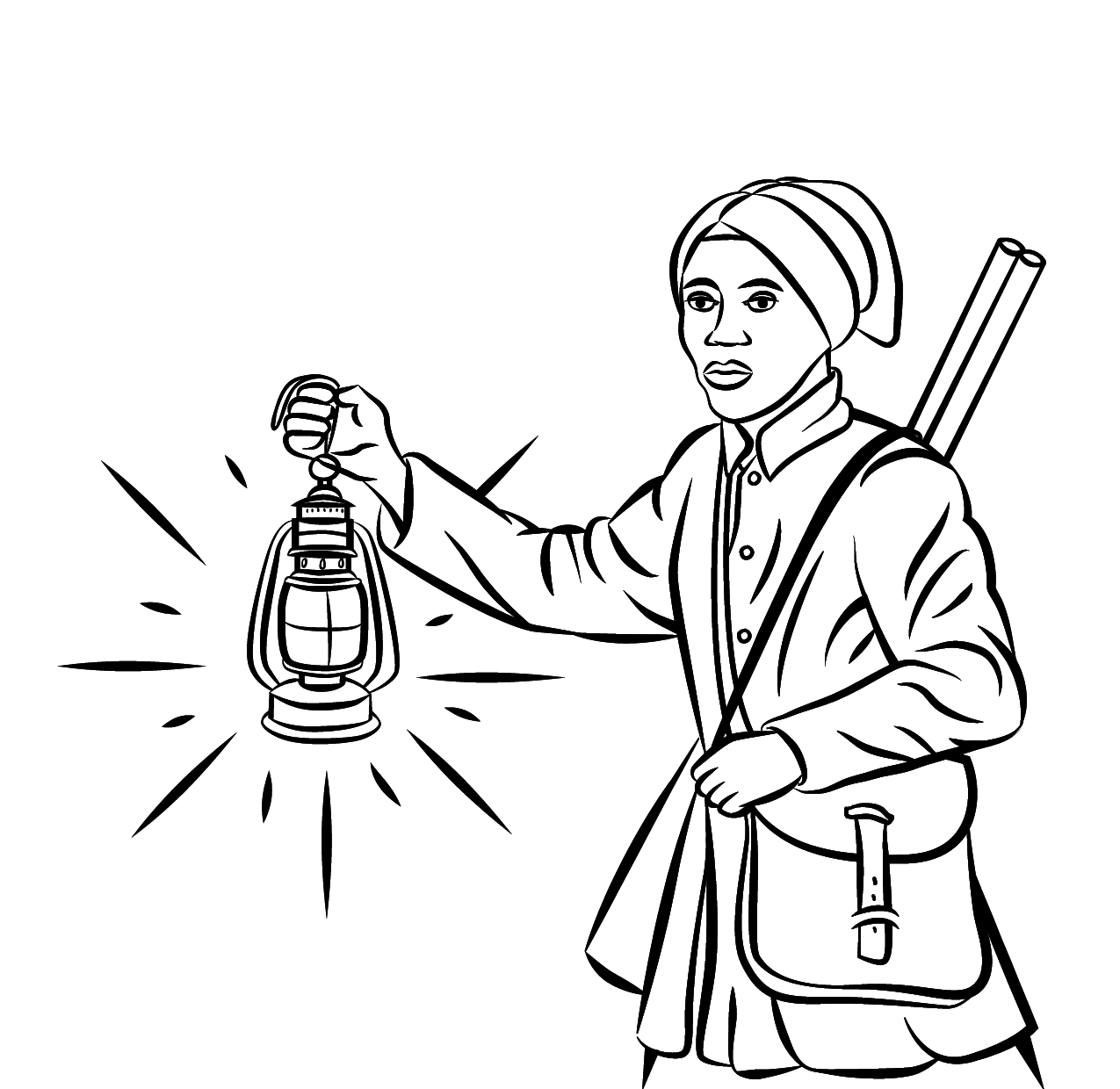 slavery coloring pages printable - photo#11