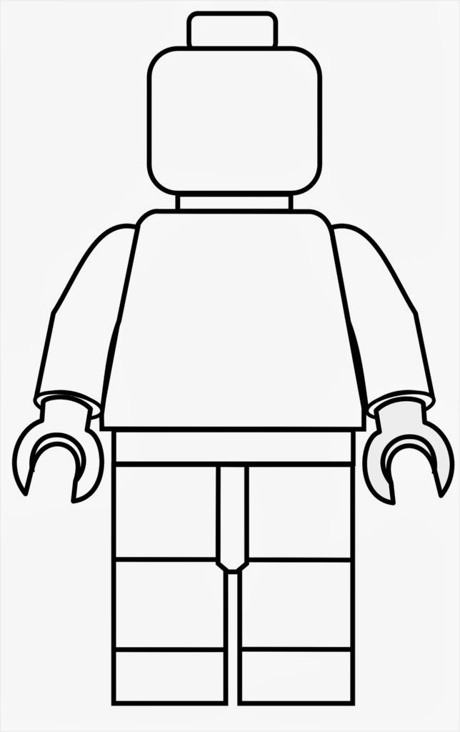 Lego Block Coloring Pages Coloring Home Block Coloring Pages