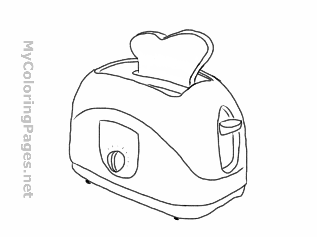 brave little toaster coloring pages - photo#11