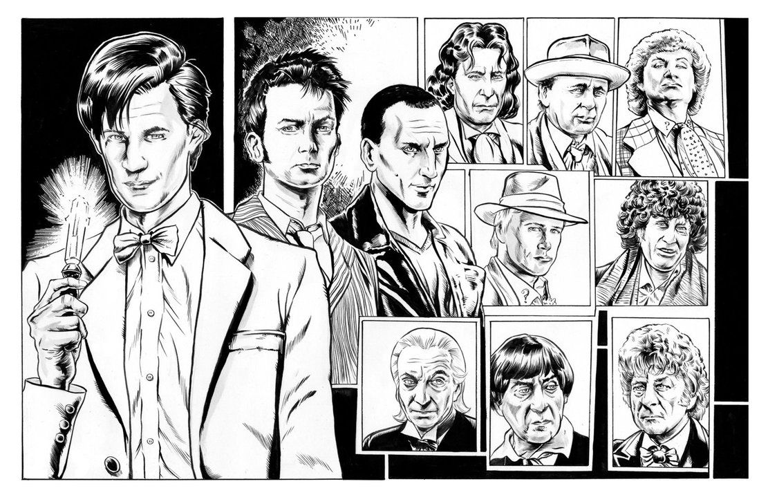 doctor who coloring pages 12 pictures colorinenet 23037