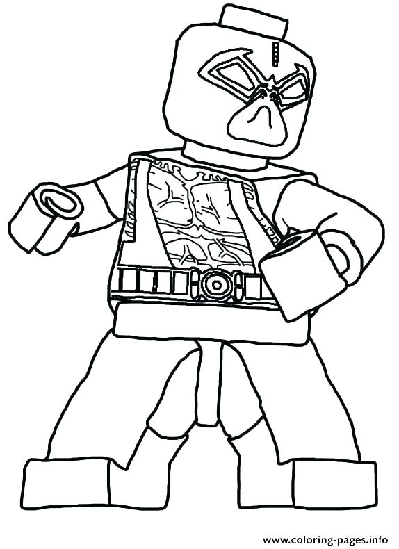 Kids-n-fun.com | 15 coloring pages of Lego Marvel Avengers | 790x574
