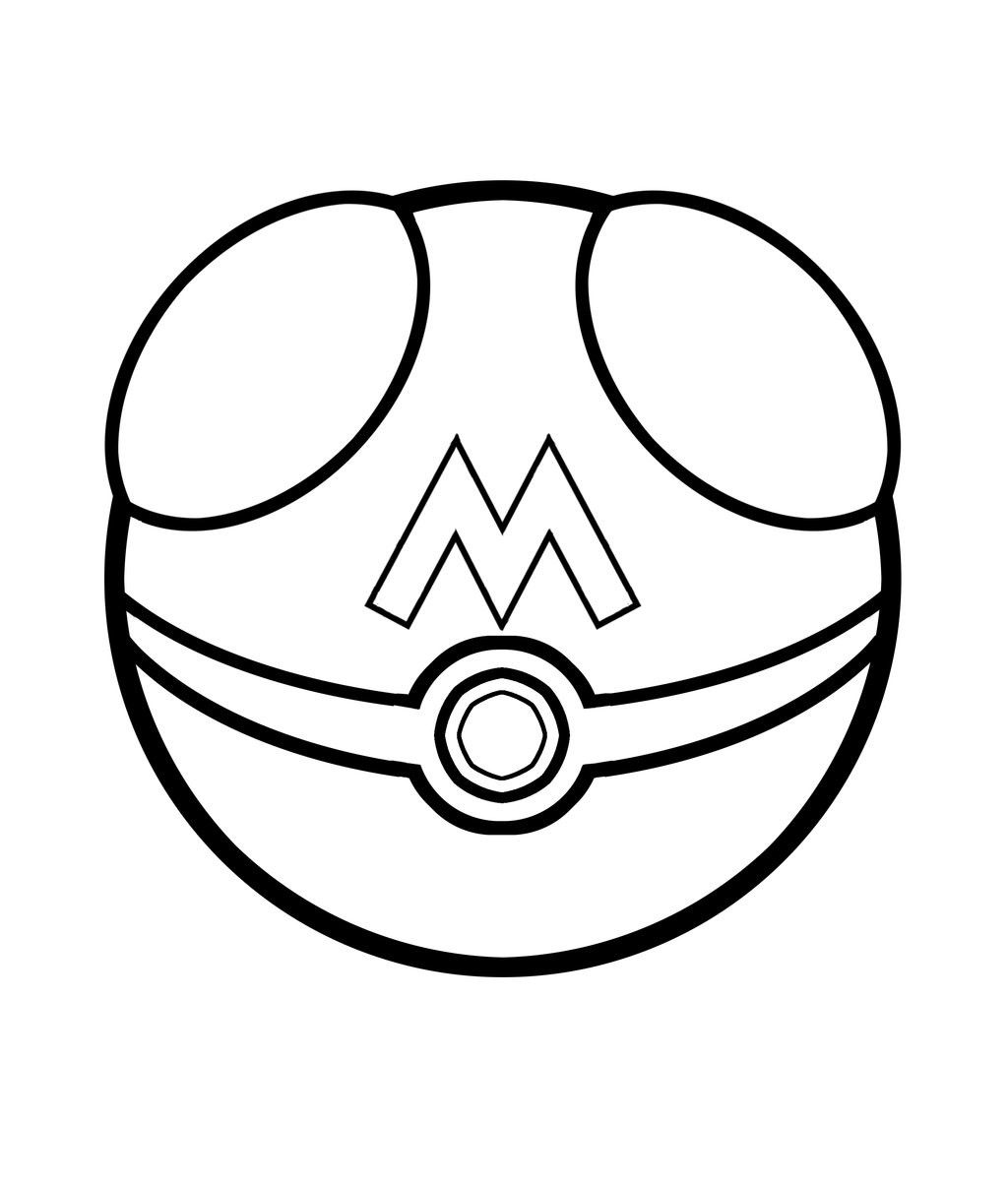 Pokeball Coloring Pages Coloring Home