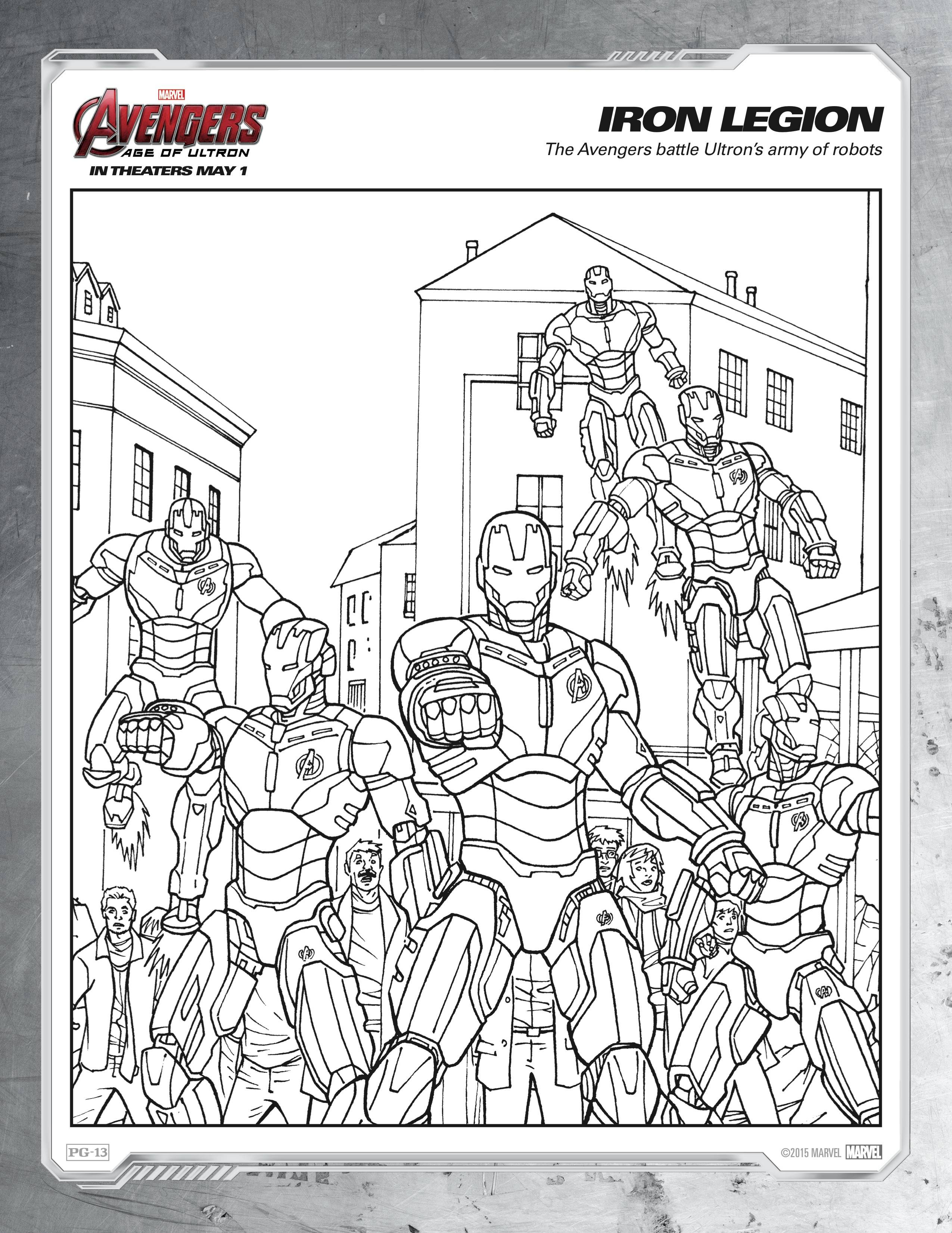 Avengers Lego Coloring Page - Coloring Home