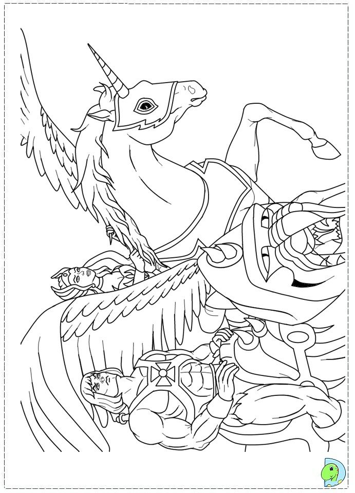 she ra coloring pages - photo#5