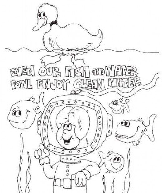 coloring pages on health - photo#22