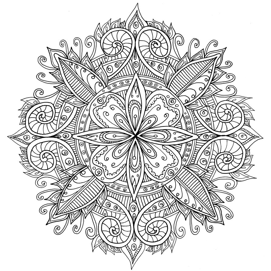 Free Coloring Page For