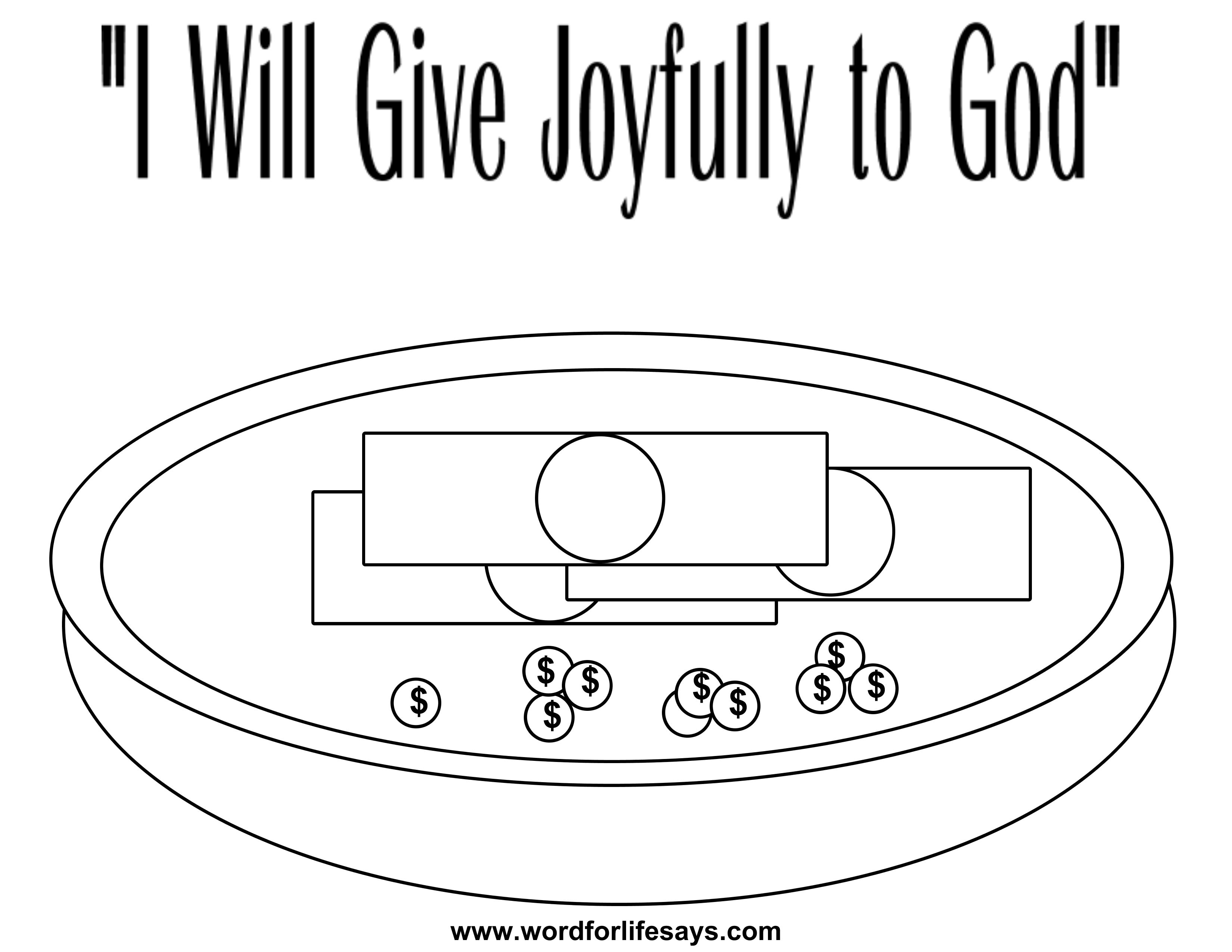 Uncategorized God Loves A Cheerful Giver Coloring Page god loves a cheerful giver coloring page home page