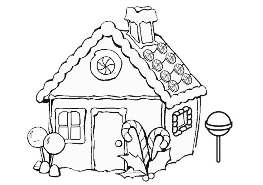 Free Gingerbread House Coloring Pages Az Coloring Pages Free Gingerbread Coloring Pages