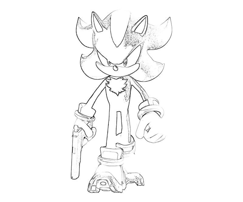Sonic Boom Coloring Pages To Print - Coloring Home