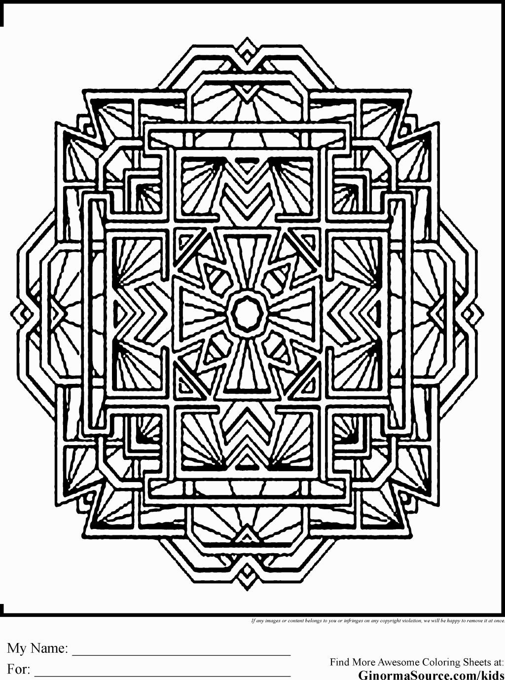 Advanced Coloring Pages Free - Coloring Home