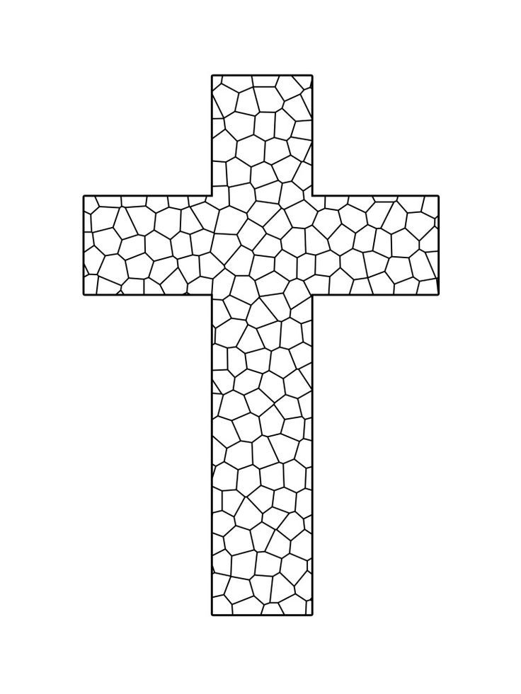 Printable Adult Coloring Pages Stained Glass