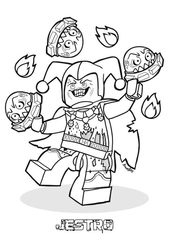 - Kids-n-fun.com 29 Coloring Pages Of Lego Nexo Knights - Coloring Home