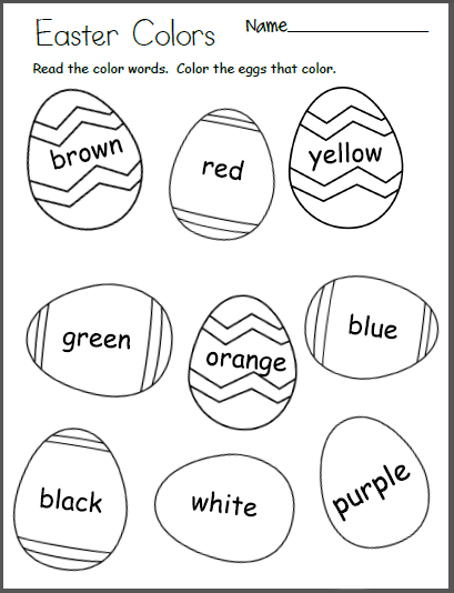 coloring pages : Color Easter Egget For Kindergartenets Best Coloring Pages  Kids The Red Toddlers Activities Free Number Staggering Color Red Worksheets  For Toddlers Photo Inspirations ~ awarofloves