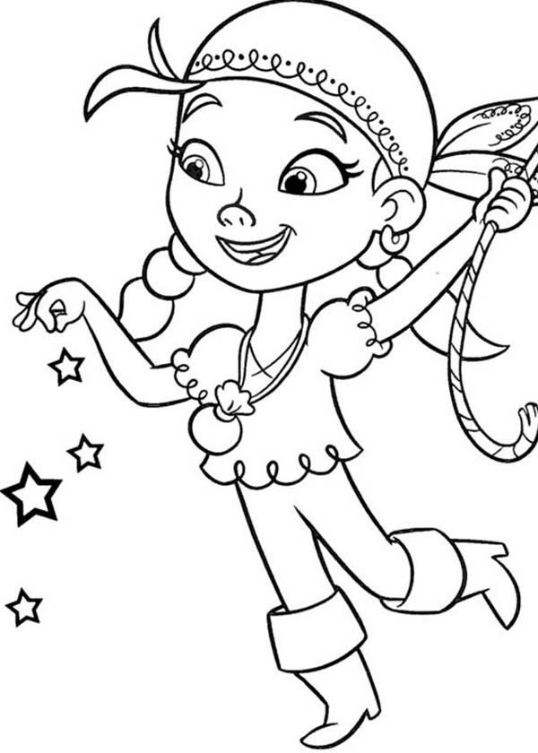 Free Jake And The Neverland Pirates Coloring Pages To Jake And The Neverland Coloring Pages Printable