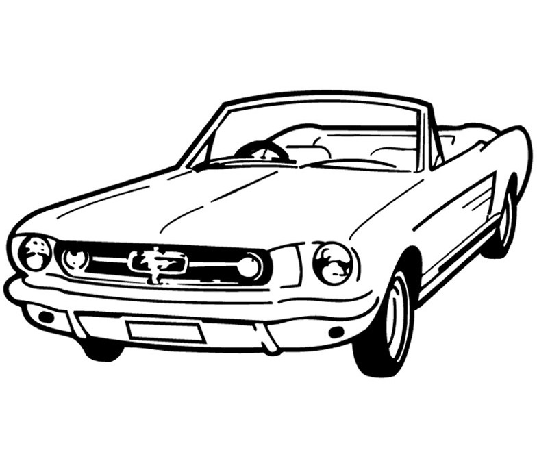 Awesome Car Coloring Pages : Cool cars coloring pages to print