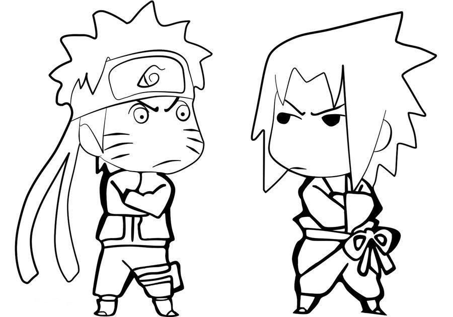 Kids Printable Free 261992 Naruto Sasuke E Shippuden Colouring Pages Page 3