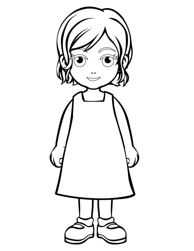 People Color Pages Az Coloring Pages Coloring Page Person