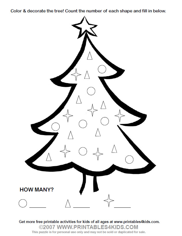math worksheet : free christmas activity sheets printables  word search puzzles  : Kindergarten Holiday Worksheets