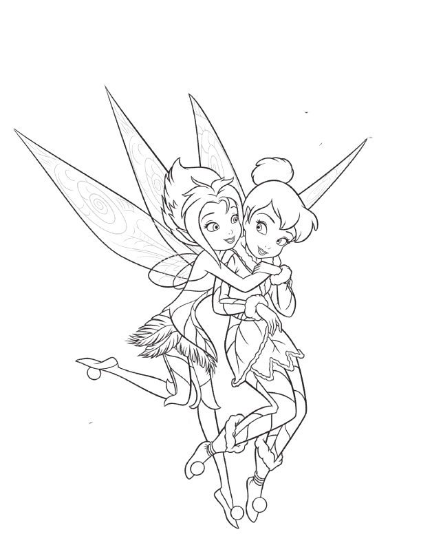 Tinkerbell Friends Coloring Pages Az Coloring Pages Tinkerbell And Friends Colouring Pages