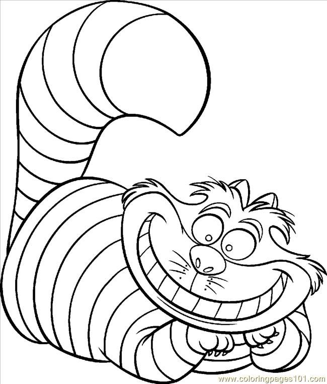 coloring pages felines - photo#32