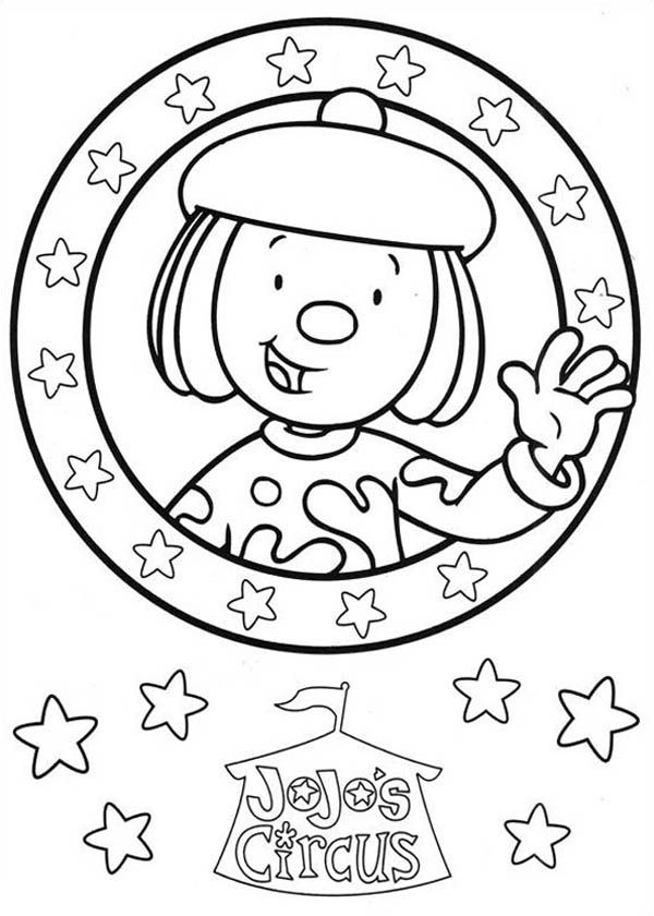 Coloring Pages Jojo : Jojo circus coloring pages home