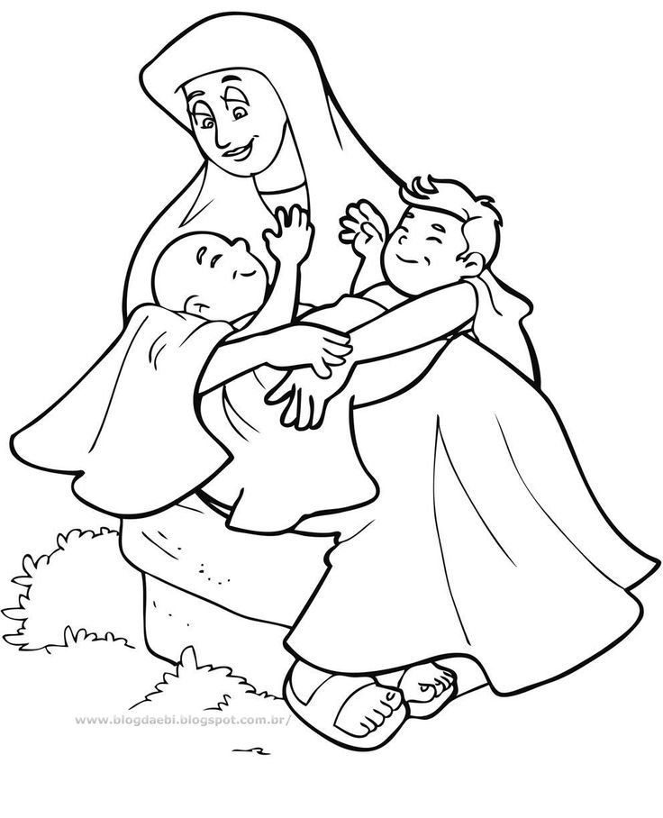 elisha coloring pages for kids - photo#21