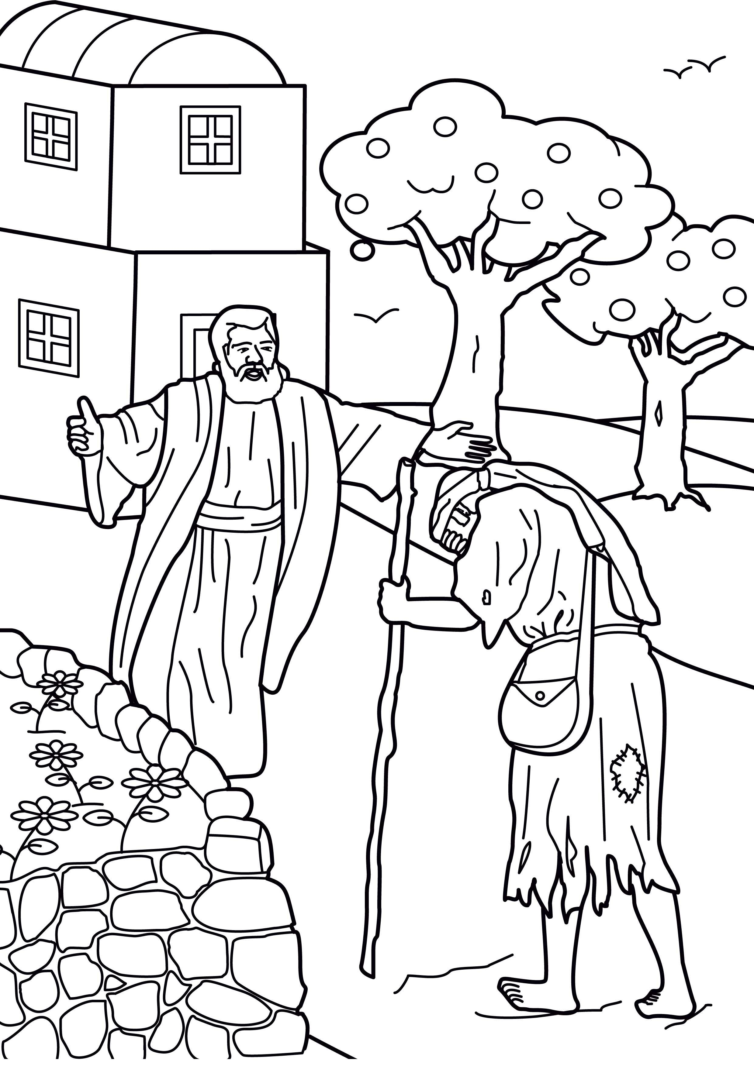 Parables of the Bible printables  Homeschool Giveaways
