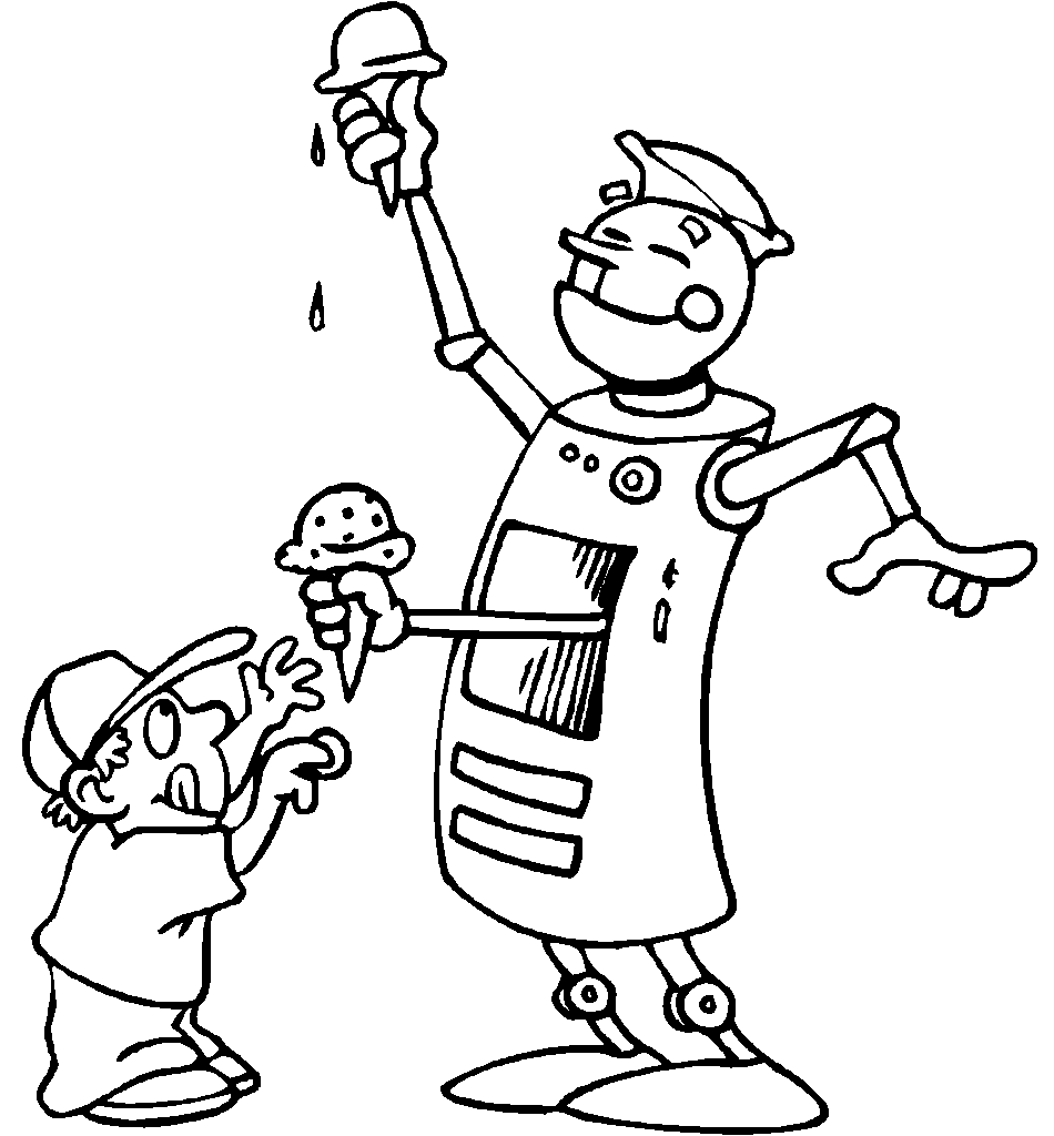 People ~ Printable Science Coloring Pages ~ Coloring Tone