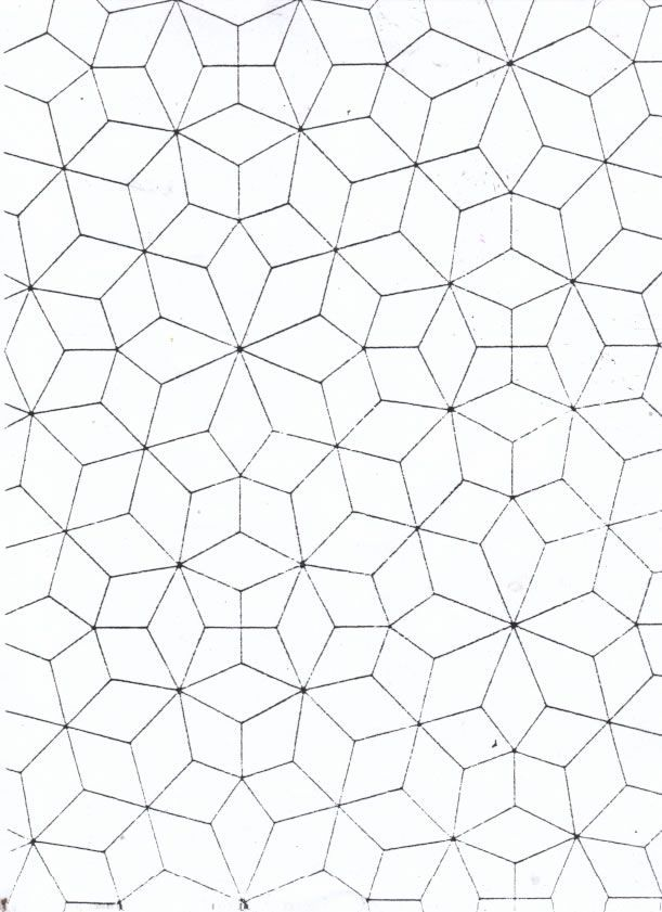 Geometric Tessellations Coloring