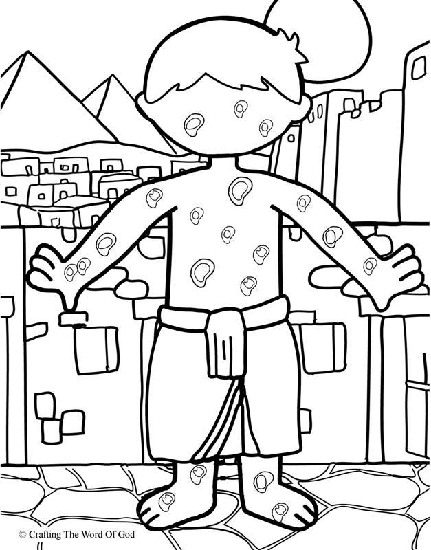 israelites leaving egypt coloring pages - photo#8