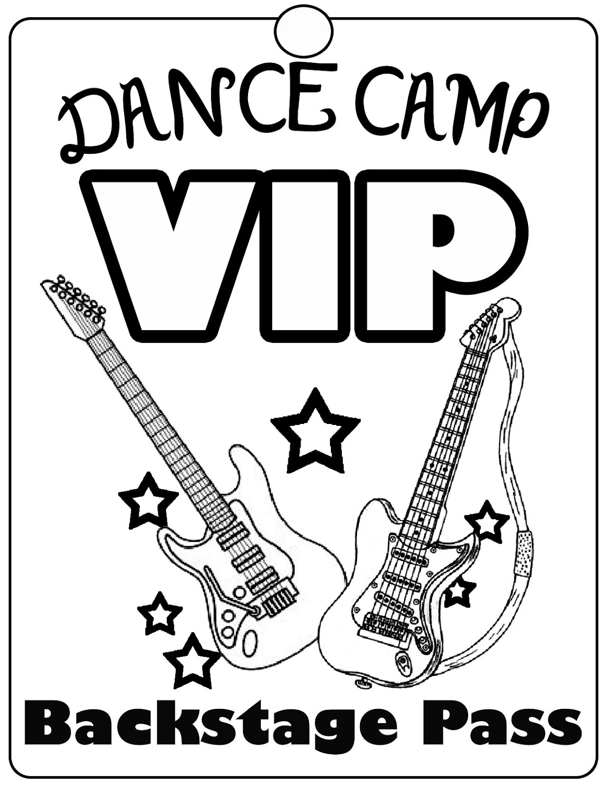 Camp Rock Coloring Pages - Coloring Home