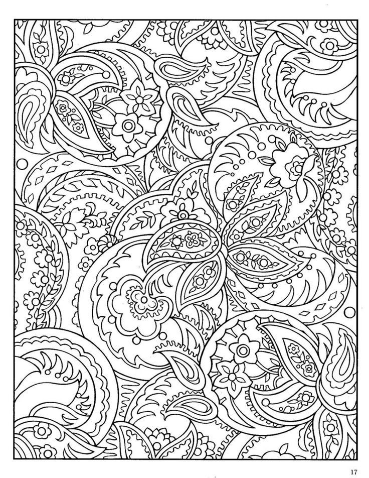 Difficult Colour By Numbers - Coloring Pages For Kids And ...