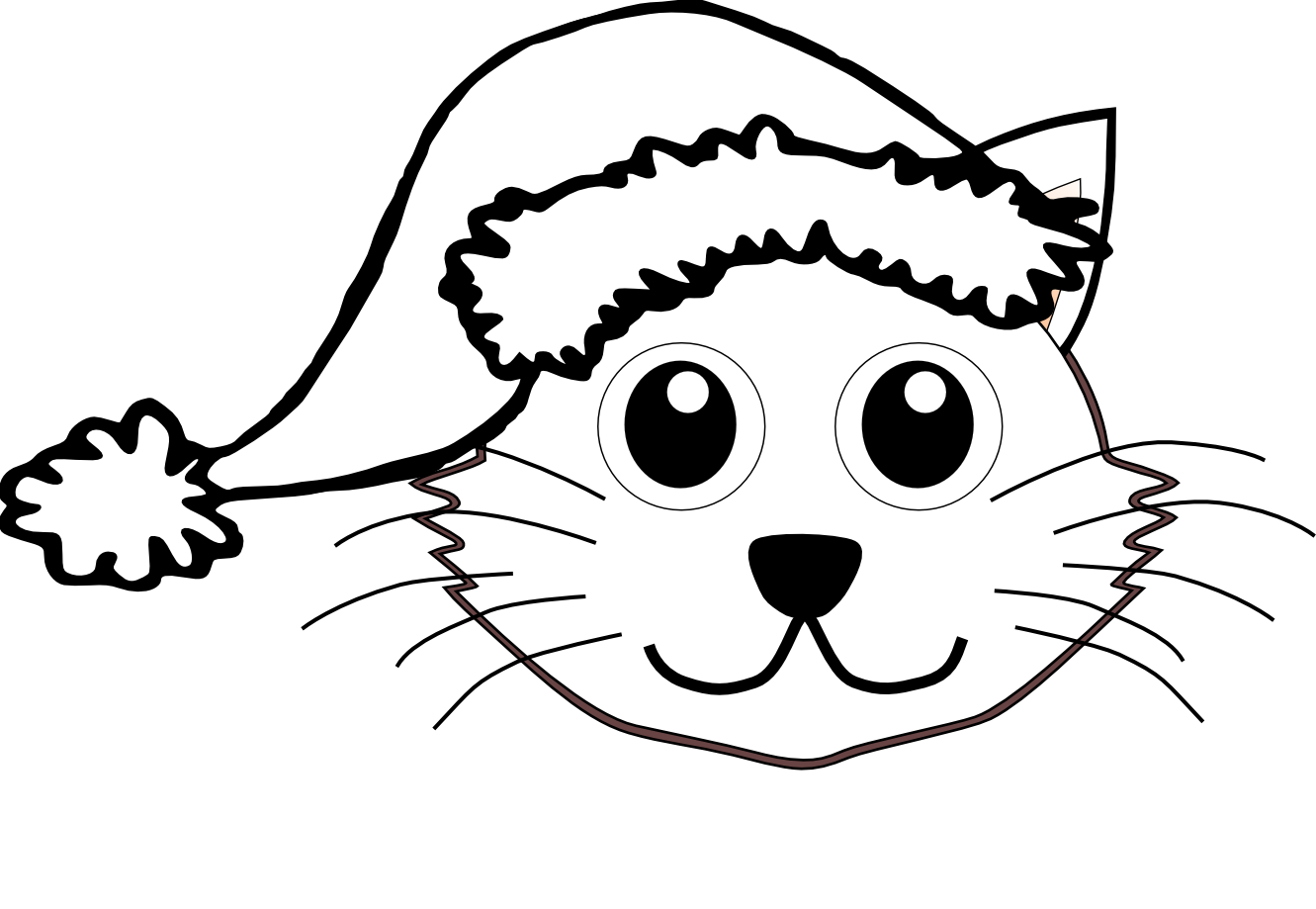 Cat Hat Coloring Pages Printable - Colorine.net | #26117 - Coloring Home