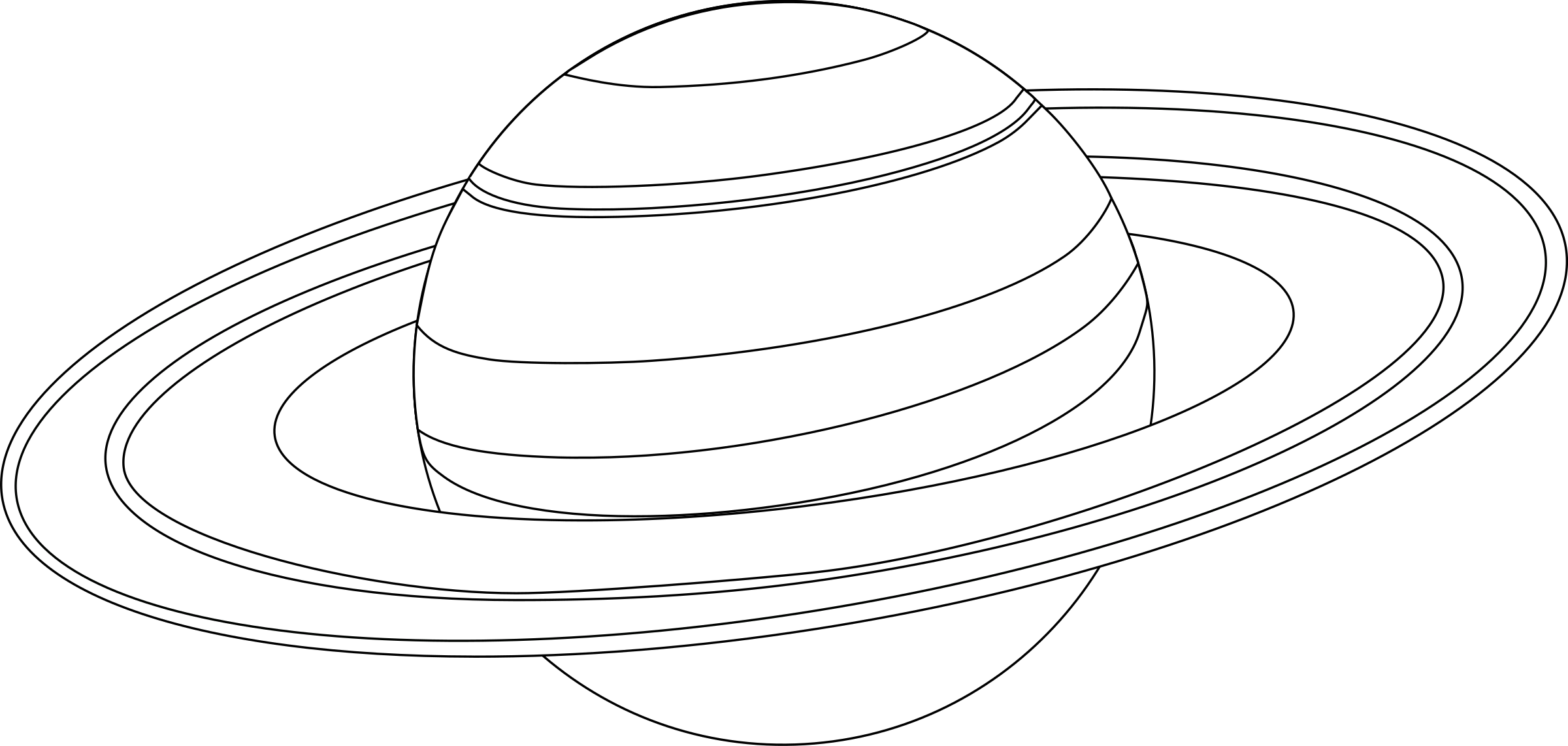 Saturn Planet Coloring Pages Planet Printable Coloring Pages Free
