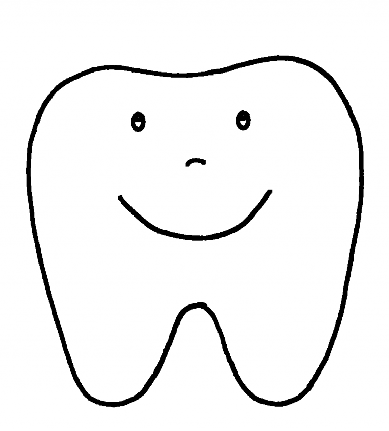 Teeth Coloring Pages Preschool Az Coloring Pages Teeth Coloring Pages