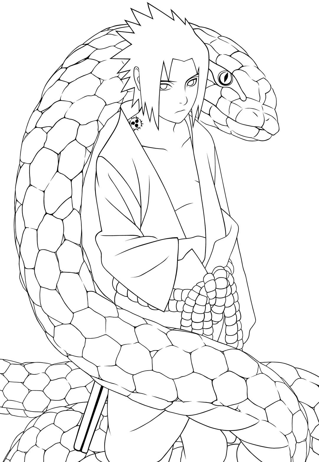This is a graphic of Mesmerizing naruto and sasuke coloring pages