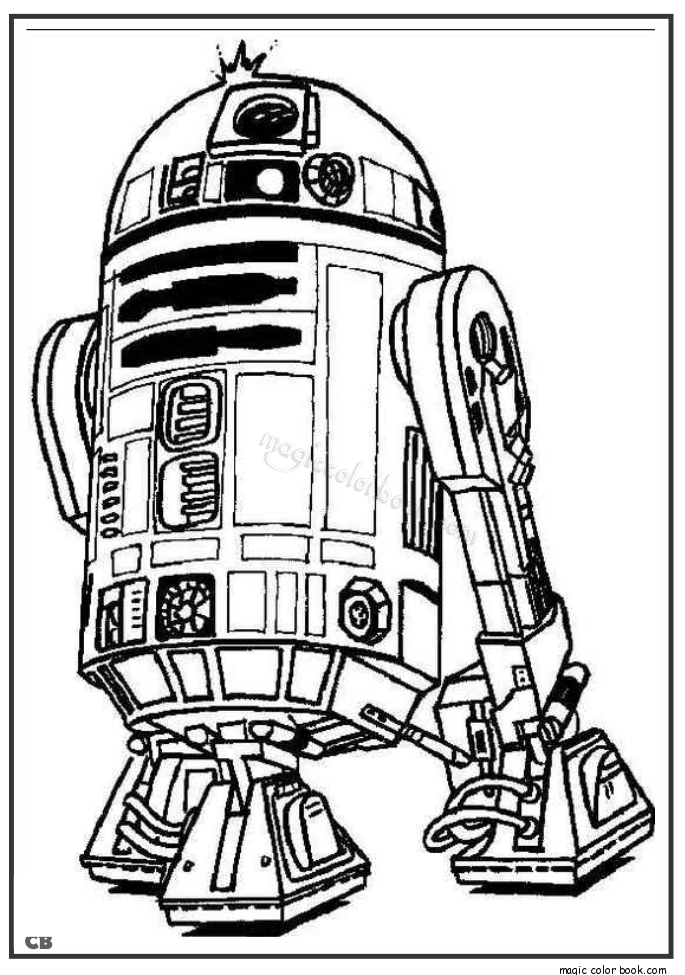 Star Wars Clone Coloring Pages Printable Free