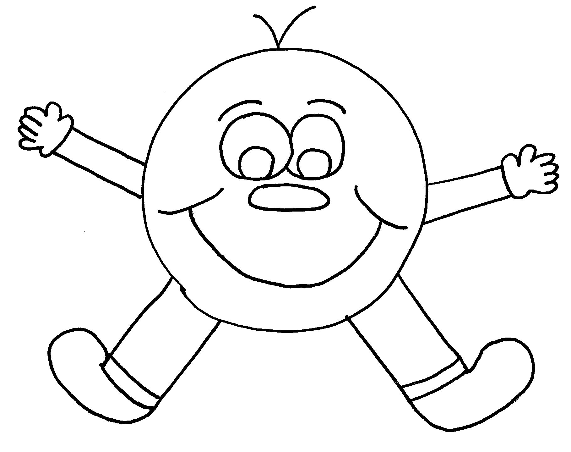 Smiling coloring pages ~ Free Smiley Face Coloring Pages - Coloring Home