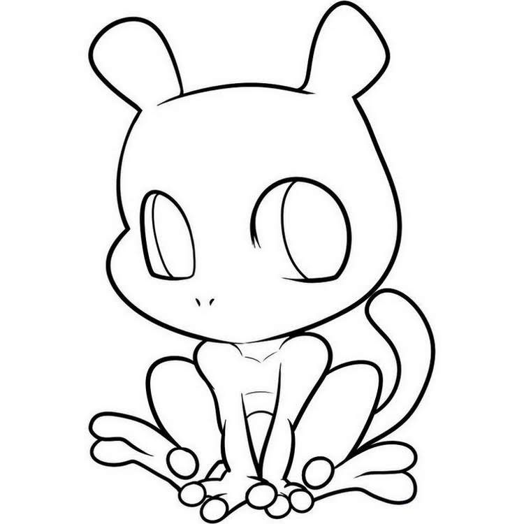Mewtwo Coloring Pages Printable Free Pokemon Coloring Pages Coloring Home