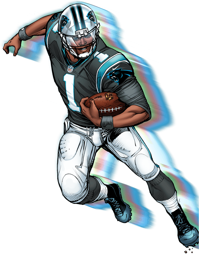 printable cam newton coloring pages - photo#30