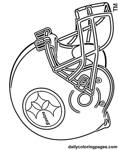 steelers logos coloring pages - photo#24