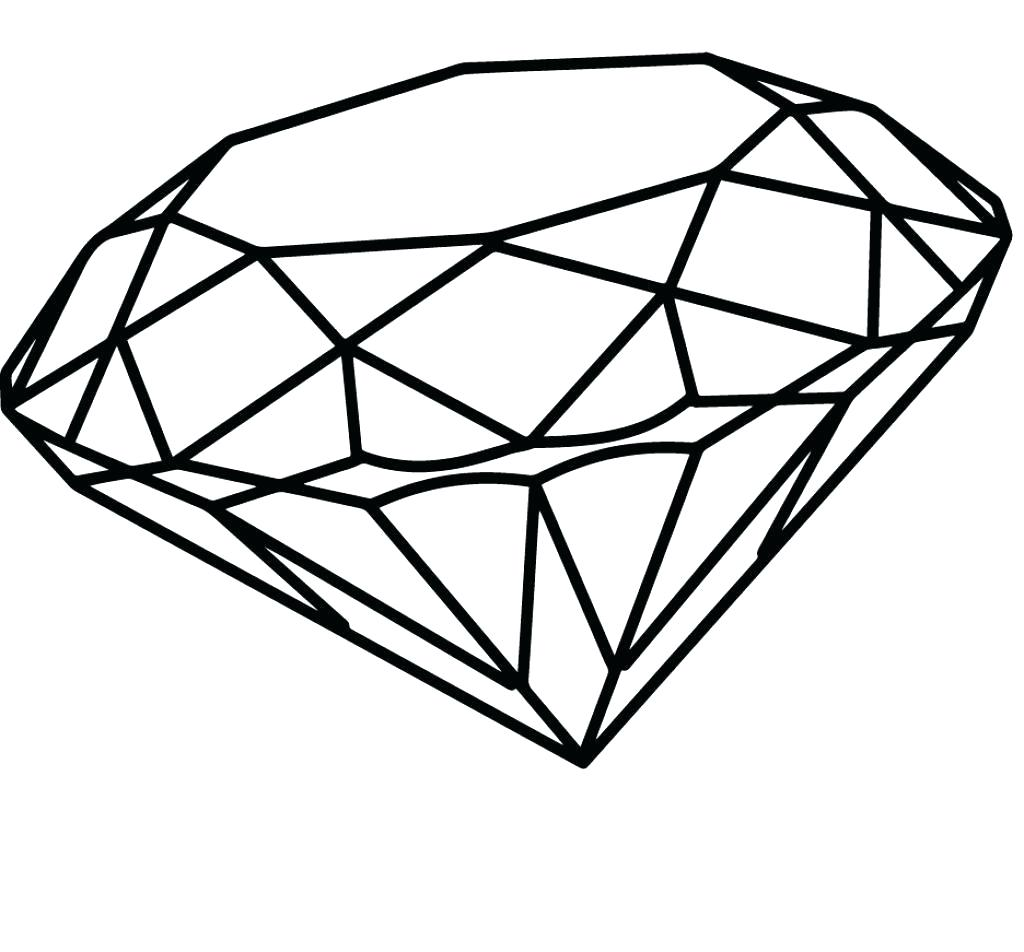 Diamonds Coloring Pages Coloring Home