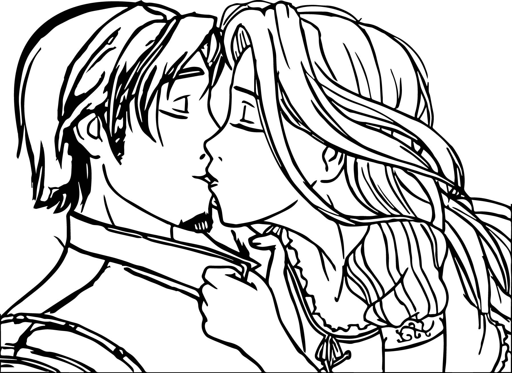 Couples Coloring Pages Coloring Home