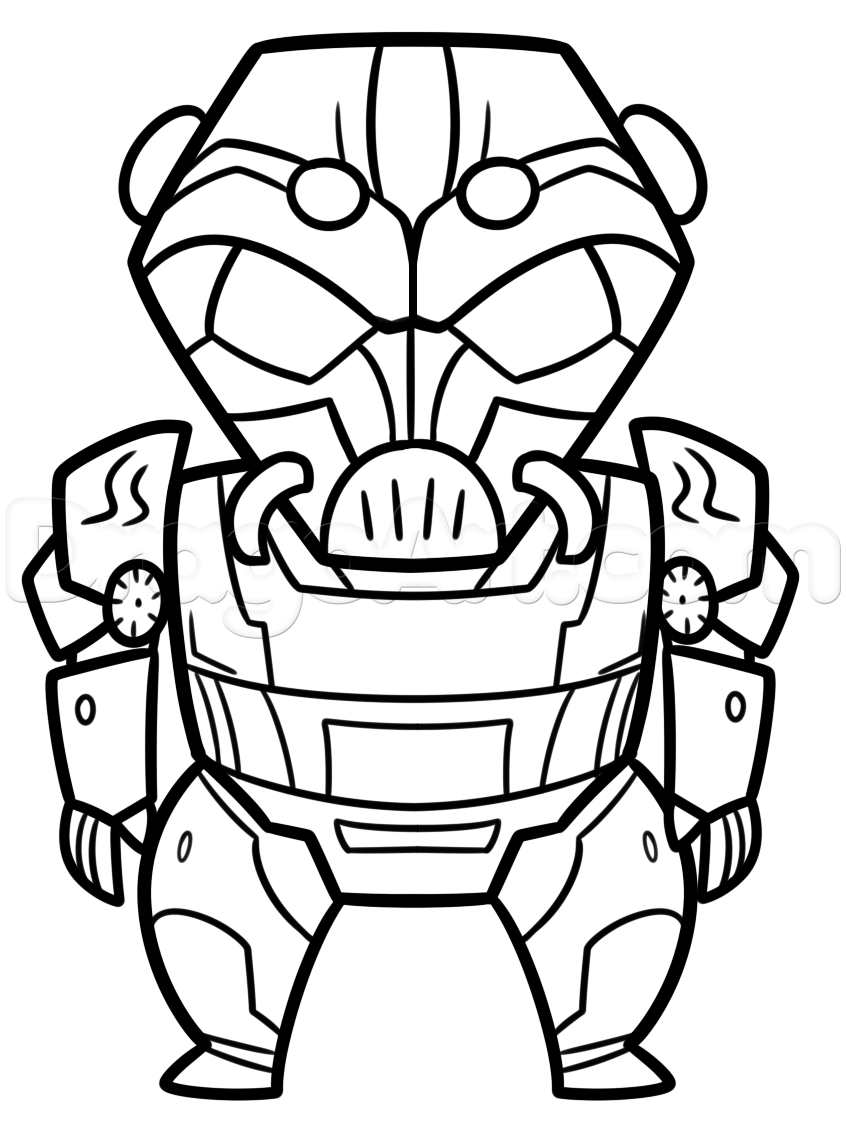 How To Draw Power Armor Fallout 4 Sketch Coloring Page | Coloring pages,  Coloring books, Dragon coloring page