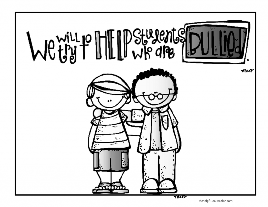 Bullying Coloring Pages (19 Pictures) - Colorine.net | 5135