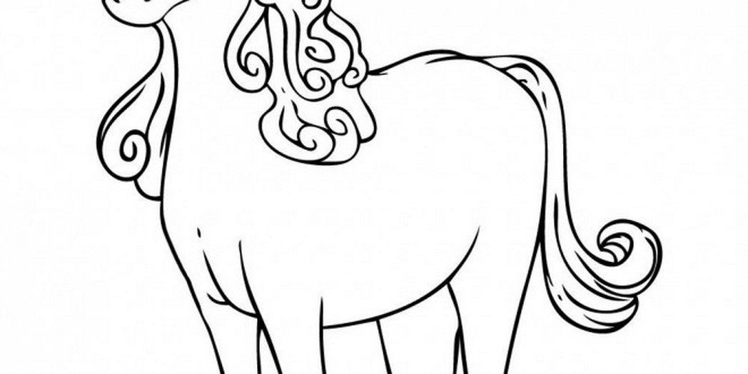 adorable cartoon unicorn coloring page coloring pages for all ages