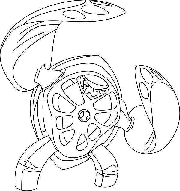 Ben ten ultimate alien coloring pages az coloring pages for Coloring pages of ben 10 aliens