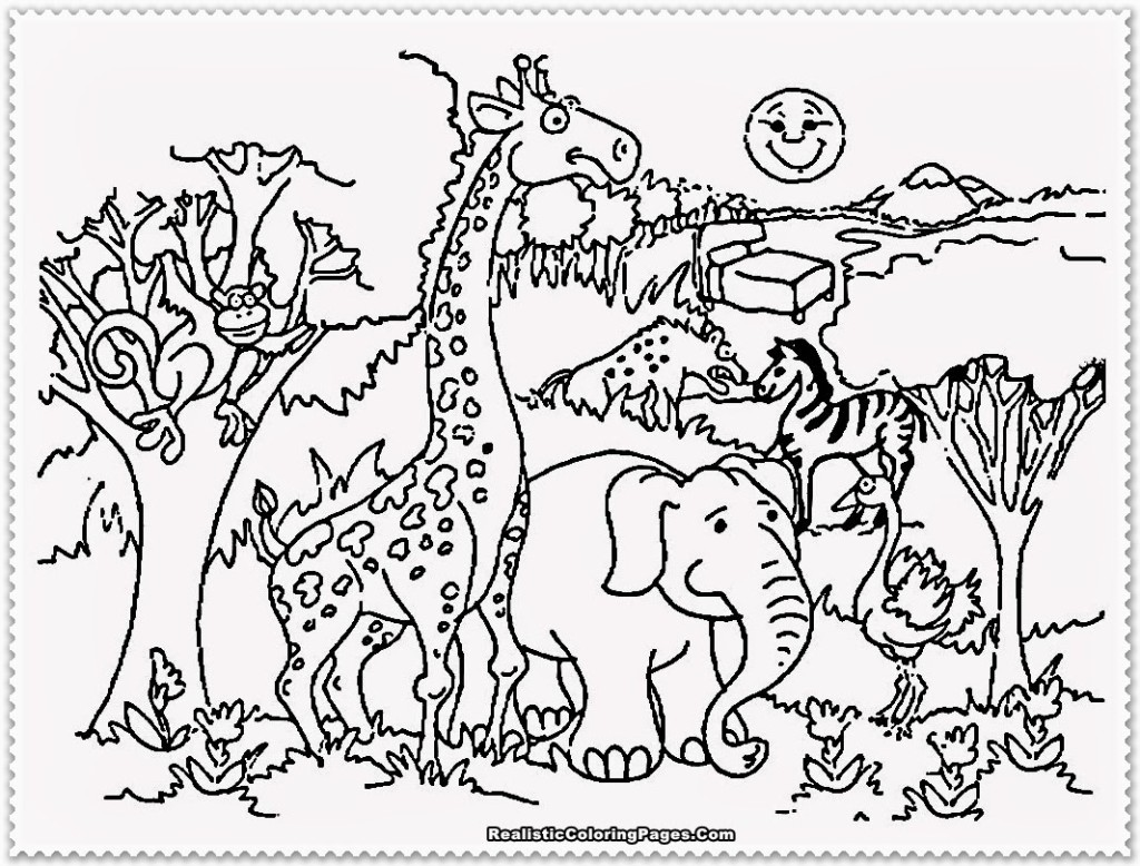 coloring pages toddler - photo#10