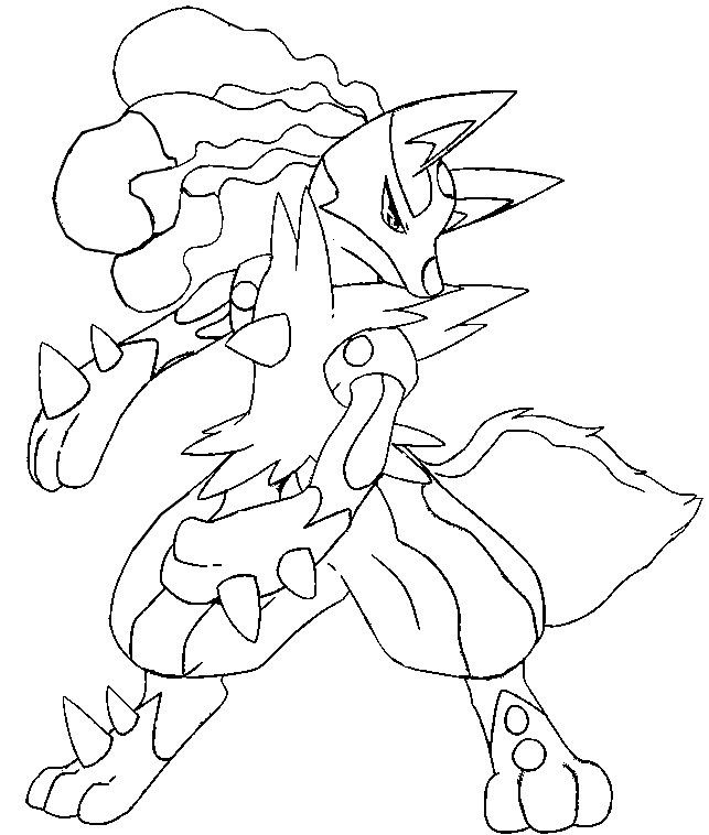 Coloring pages mega evolved pokemon drawing coloring home for Pokemon coloring pages pdf